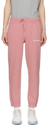 Camper Aime Leon Dore Pink Logo Lounge Pants
