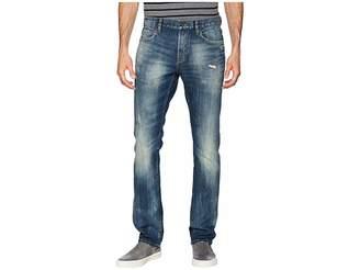 John Varvatos Bowery Fit Jeans in Blue Stone J306U2B