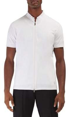EFM-Engineered for Motion Dawley Short-Sleeve Zip Top