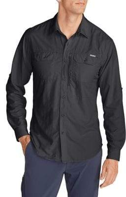 Eddie Bauer Long Sleeve Exploration Shirt