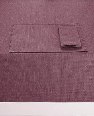 "Noritake Colorwave Plum 60"" x 102"" Tablecloth"