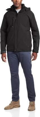 Cutter & Buck Men's Big-Tall Weathertec Sanders Jacket