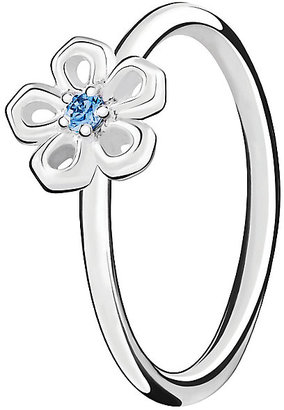 Chamilia Swarovski Zirconia Innocence Stacking Ring Large
