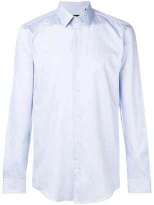 HUGO BOSS slim-fit tailored shirt