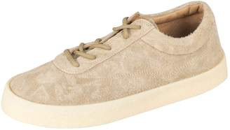 Yeezy Brown Suede Trainers