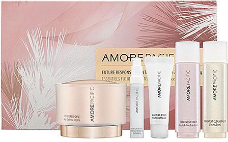 Amore Pacific AmorePacific Future Response Essentials Restorative Age Defense Regimen Set