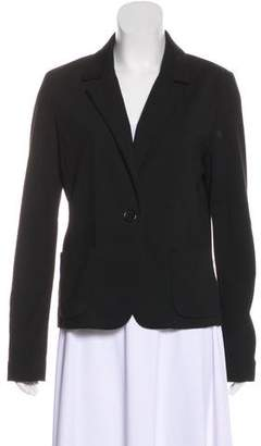 Tory Burch Notch-Lapel Knit Blazer
