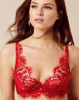 Agent Provocateur Andrina Bra Red