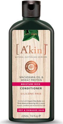 Akin A'kin A'Kin Moisture Rich Macadamia Oil & Wheat Protein Conditioner
