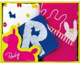 Rody (ロディ) - 昭和西川 ロディ スウィーティー タオルギフト FT×2 PT×1セット FT/34×75 PT/25×25 MIX 綿100% 2270943225015
