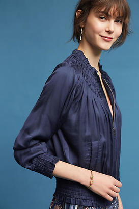 Love Sam Alexe Embroidered Bomber $178 thestylecure.com