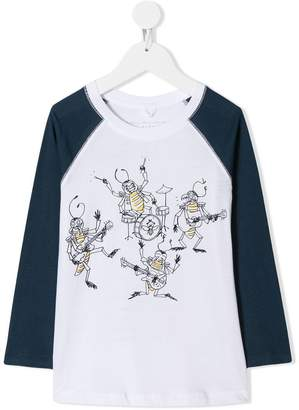 Stella McCartney Let it bee T-shirt