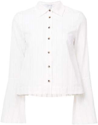 Derek Lam 10 Crosby Long Sleeve Button-Down Shirt