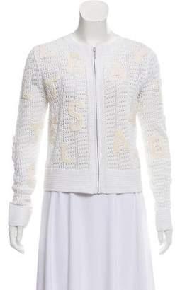 Tabula Rasa Knit Varsity Jacket w/ Tags