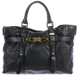Rachel Zoe Belted Leather Tote