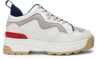 Fendi T-Rex Sneakers in White | FWRD