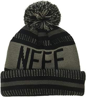 Neff Men's Sampion Slouchy Knit Beanie