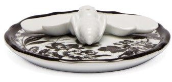 Gucci - Herbarium Bee Porcelain Incense Stand - White Black