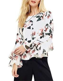 Phase Eight Heather Floral Blouse
