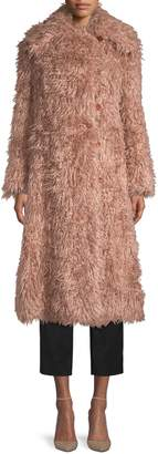 M Missoni Faux Fur Coat