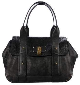 Marc Jacobs The Stanton Leather Bag Black The Stanton Leather Bag