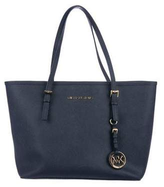 Michael Kors Coated Canvas Tote