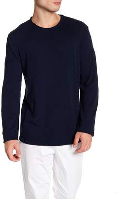 Velvet by Graham & Spencer Long Sleeve Knit Tee
