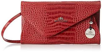 Croco Wittchen Classic Bag 15x28cm, Grain Leather Suitable for A4 Size: No Collection 15-4-330-3
