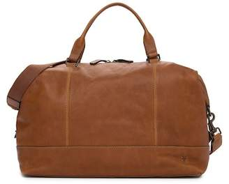 Frye Adam Overnight Leather Bag