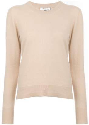 Altuzarra round neck sweater