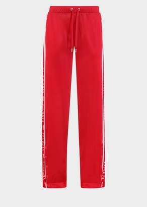 Versace Lateral Logo Sweatpants