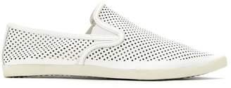 OSKLEN pointed toe slip-on sneakers