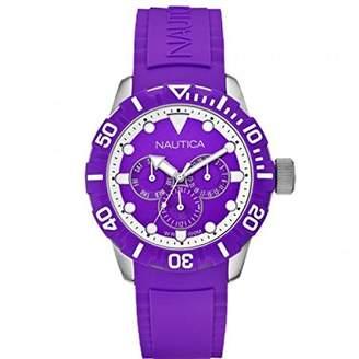 Nautica Wristwatch Women's A13642G Nsr 101 Quartz