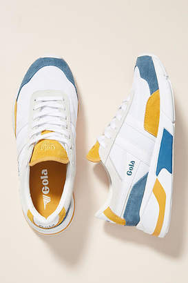 Gola Yellow Eclipse Sneakers