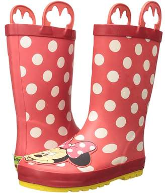 Western Chief Minnie Mouse Rain Boots Girls Shoes