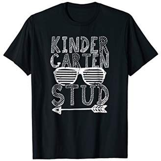 Kindergarten Stud T-Shirt Funny Back To School Gift