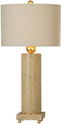 Uttermost Krisel Oval Column Lamp