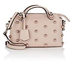 Fendi Women's By The Way Mini Leather Shoulder Bag - Light Pink