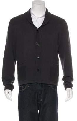 Billy Reid Shawl Knit Cardigan