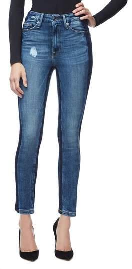 Good Waist Ankle Skinny Jeans