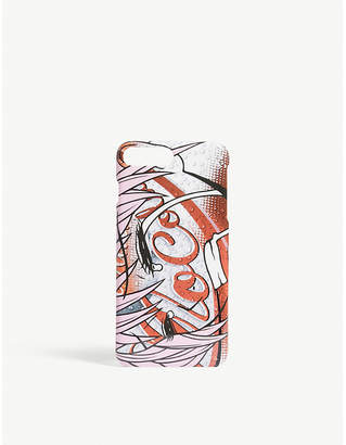 Moschino Cola and face iPhone 7/8 Plus case