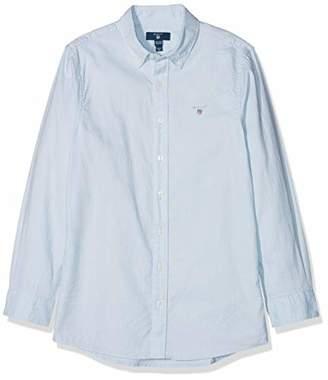 Gant Boy's TU. Archive Oxford B.D. Shirt (Hamptons Blue), (Size: 158/164)