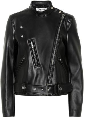 Acne Studios Motorcycle leather jacket