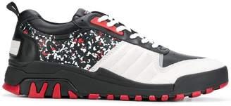Kenzo panelled sneakers