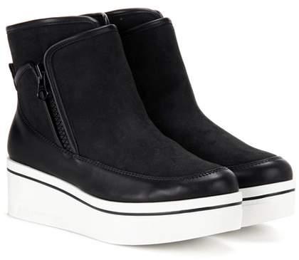 Stella McCartney Platform ankle boots