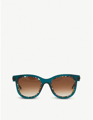 Thierry Lasry Savvvy square-frame sunglasses