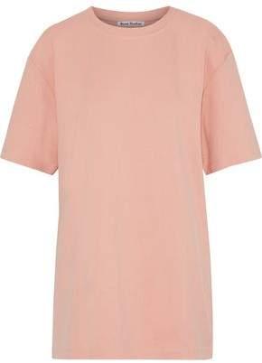 Acne Studios Enya Cotton-Jersey T-Shirt