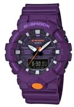 Casio Mens G-Shock Analog Strap Watch