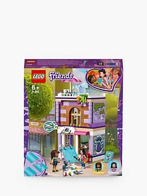 Lego Friends 41365 Emma's Art Studio Doll House Construction Toy