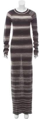 A.L.C. Wool Maxi Dress